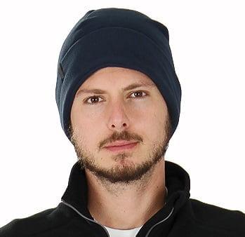 Gorro Térmico Masculino Microfleece Azul Marinho
