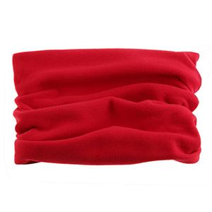 Balaclava em Tecido Soft Microfleece Unissex Vermelho