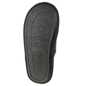 Pantufa Unissex Forrada com Lã Sintética 215GI - Black